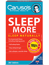 carusos-natural-health-sleep-more-review