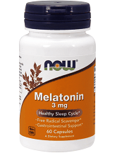Now Melatonin Review