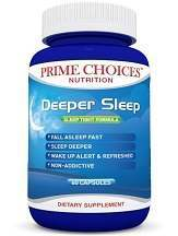 Prime Choices Nutrition Deeper Sleep Review