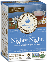 Traditional Medicinals Nighty Night Review